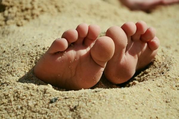 feticista dei piedi